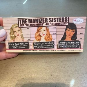 The Balm The Manizer Sisters Mary-Lou Manger &more